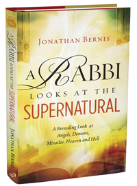 0918 - A Rabbi Looks at the Supernatural book by Jonathan Bernis