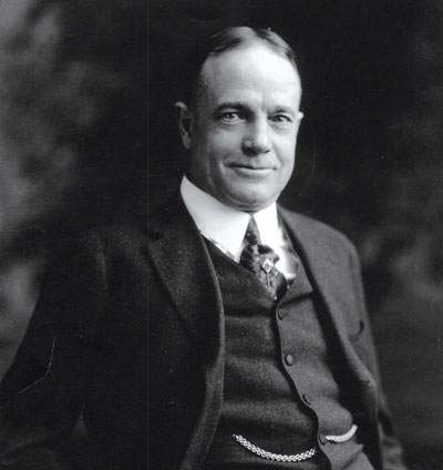 0419 - Evangelist Billy Sunday